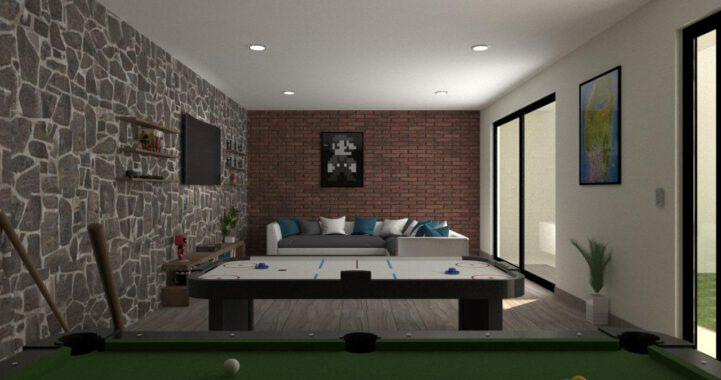 casa en venta la vista 1